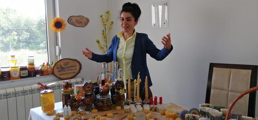 Prva pčelarka sa juga Srbije od meda pravi čaroliju koja se prodaje i van granica naše zemlje