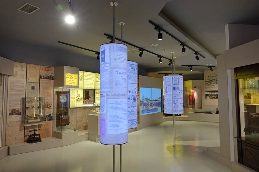 Posetite novu postavku muzeja sa vodičem