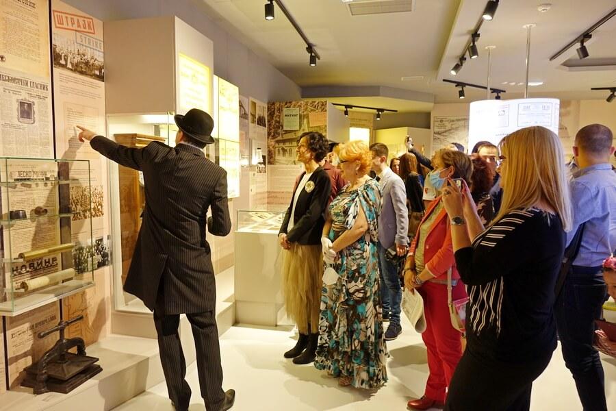 Srpski Mančester i leskovačka čaršija muzeološki prikazani na originalan i moderan način