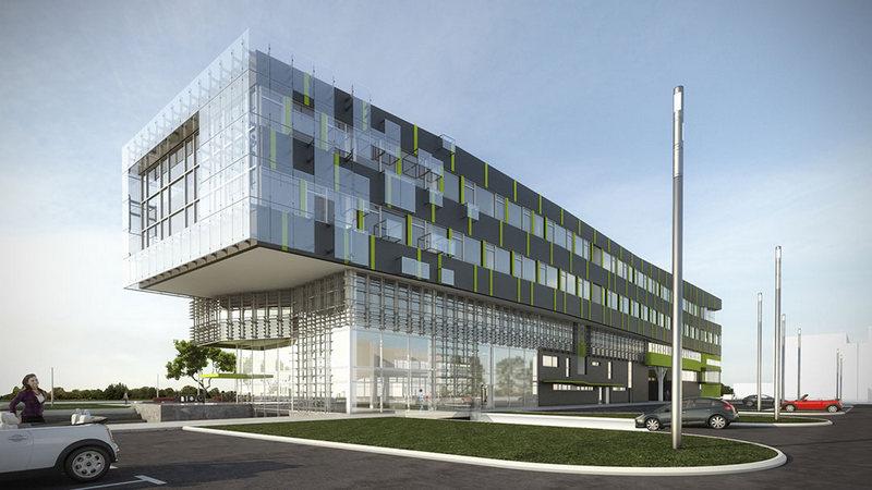 Otvoren Naučno-tehnološki park u Nišu, vredan 12, 5 miliona evra