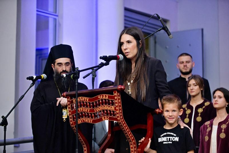 Vidovdansku akademiju obeležila posthumna dodela ordena Miodragu Laziću