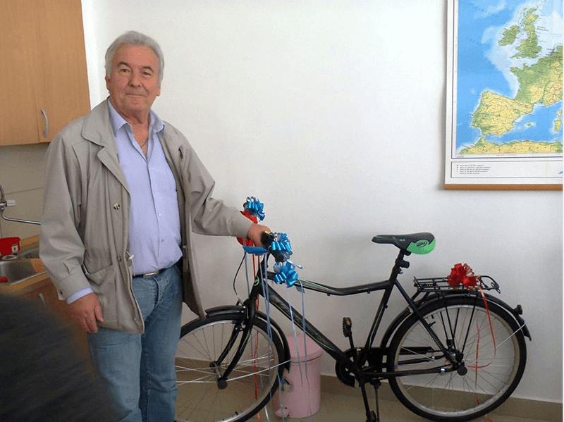 Bicikl profesora Puše