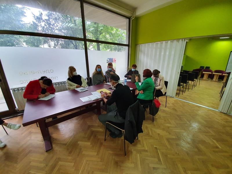 Sastanak o prevenciji i borbi protiv trgovine ljudima održan i u Vranju