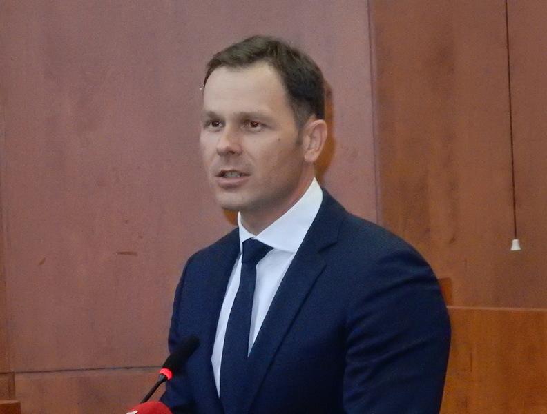 Ministar Siniša Mali sa privrednicima i u Leskovcu