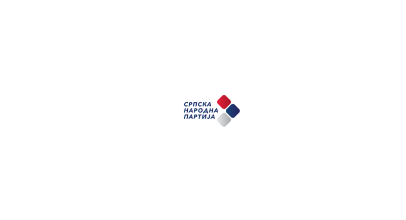 Podrška izbornoj listi SNS i od Srpske narodne partije u Leskovcu