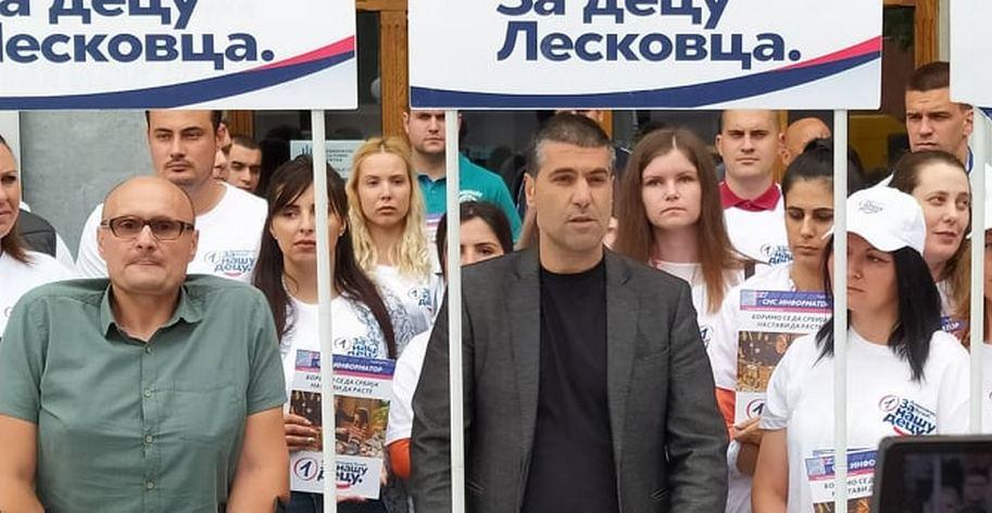 Boban Ilić: Zatekli smo ruinu, sada je Leskovac primer u oblasti socijalne zaštite