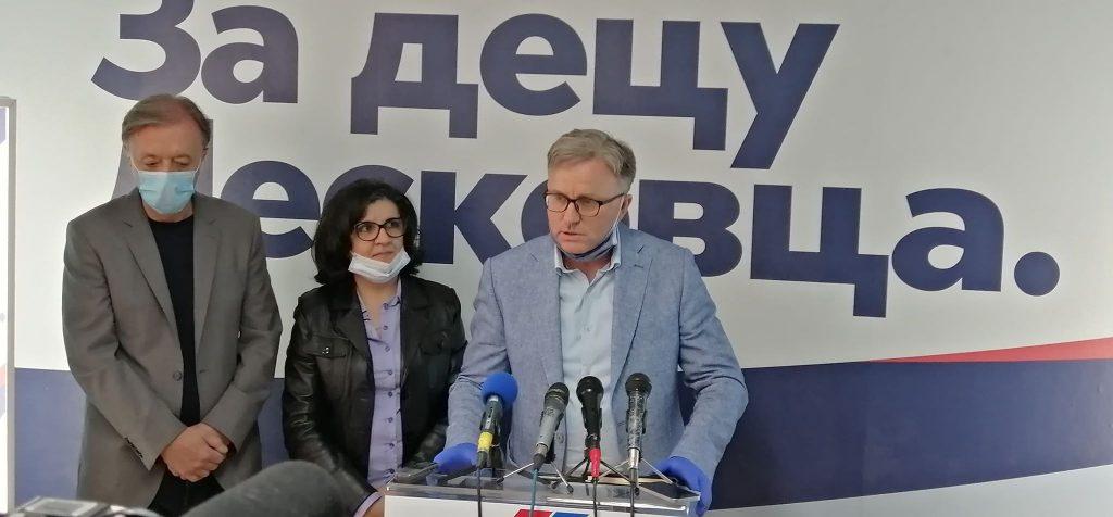 U Leskovcu do danas od korona virusa umrlo desetoro ljudi