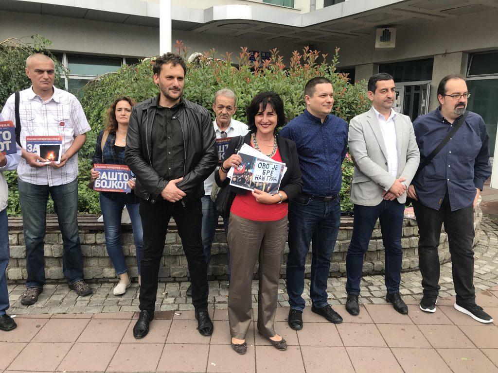 Savez za Srbiju: Ovo je lažna izborna utakmica