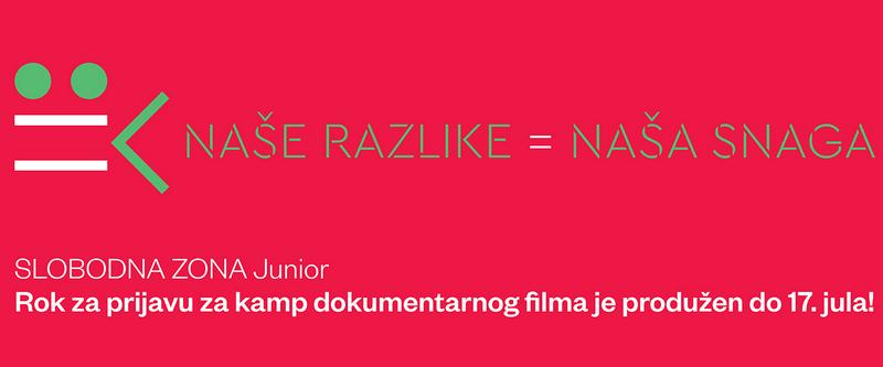 Produžen konkurs za letnju školu filma za mlade u Srbiji