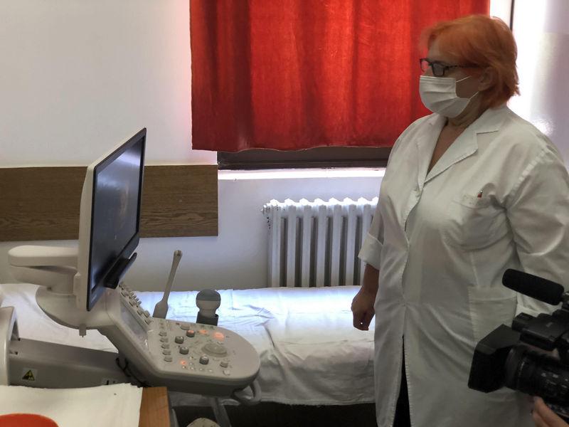 Dom zdravlja u Pirotu dobio novi ultrazvuk od kabineta ministarke Slavice Đukić Dejanović