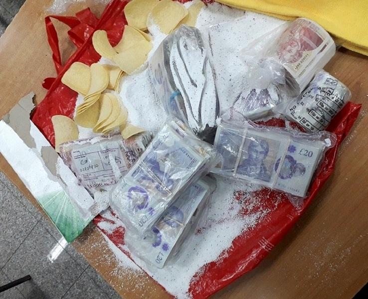 Četvoročlana porodica sakrila preko 100.000 funti u vekni hleba, čipsu, prašku za pranje, pelenama…