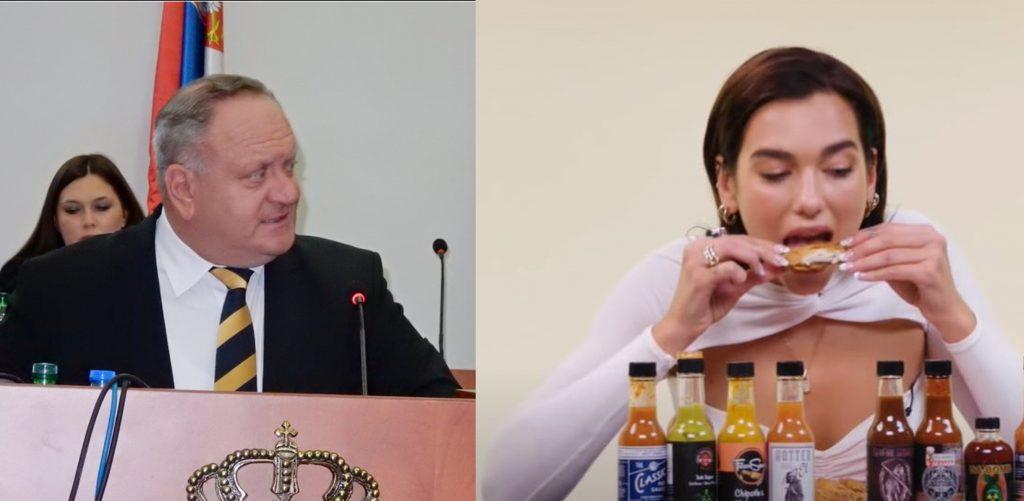 Goran Cvetanović: Svojatanje Leskovca i naše intelektualne svojine od strane Dua Lipe je za svaku osudu