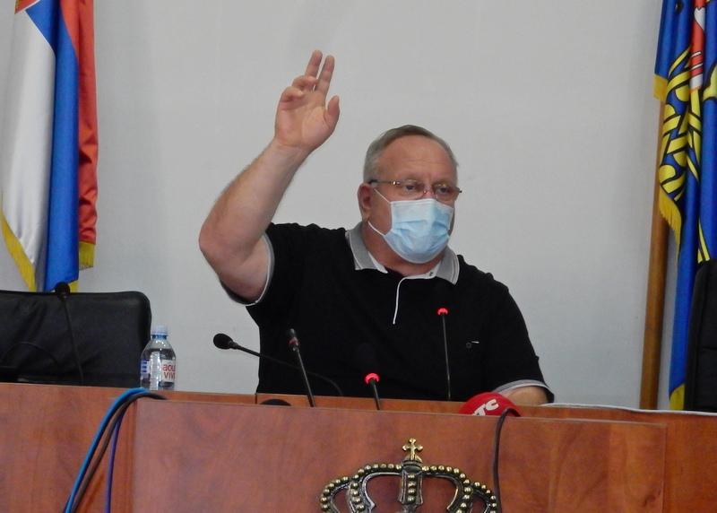 Gradonačelnik o protestima i optužbama (video)