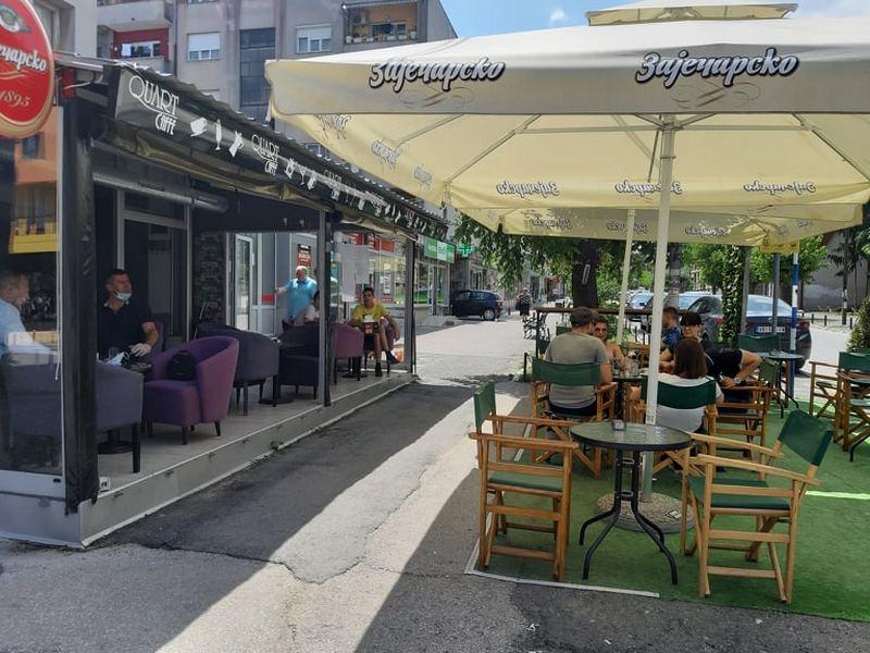 Krizni štab u Vranju promenio radno vreme ugostiteljskih objekata