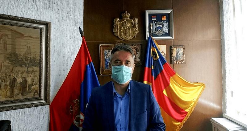 Milenković: Ovo je težak period za Vranje, ali uspećemo da stavimo epidemiološku situaciju pod kontolom
