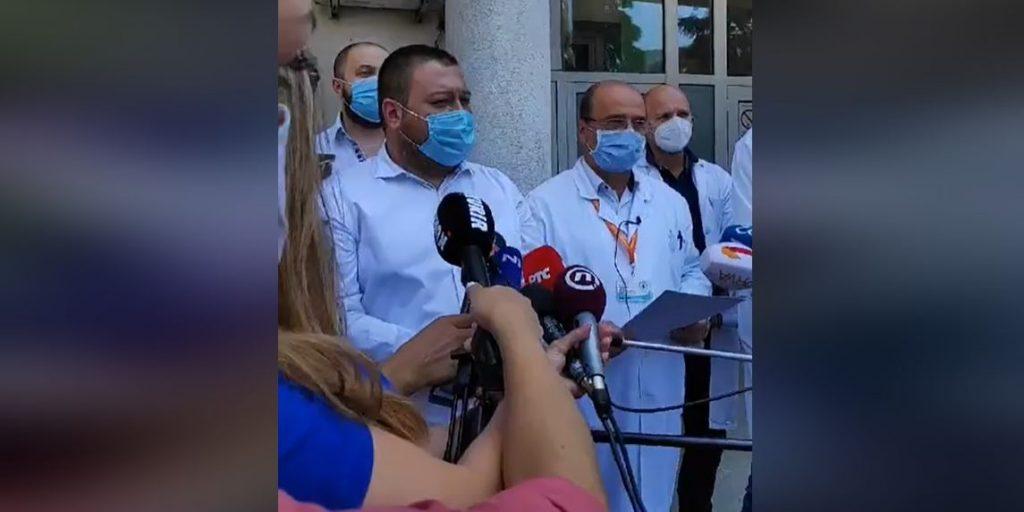 U kovid bolnice na jugu Srbije trenutno smešteno 337 pacijenata