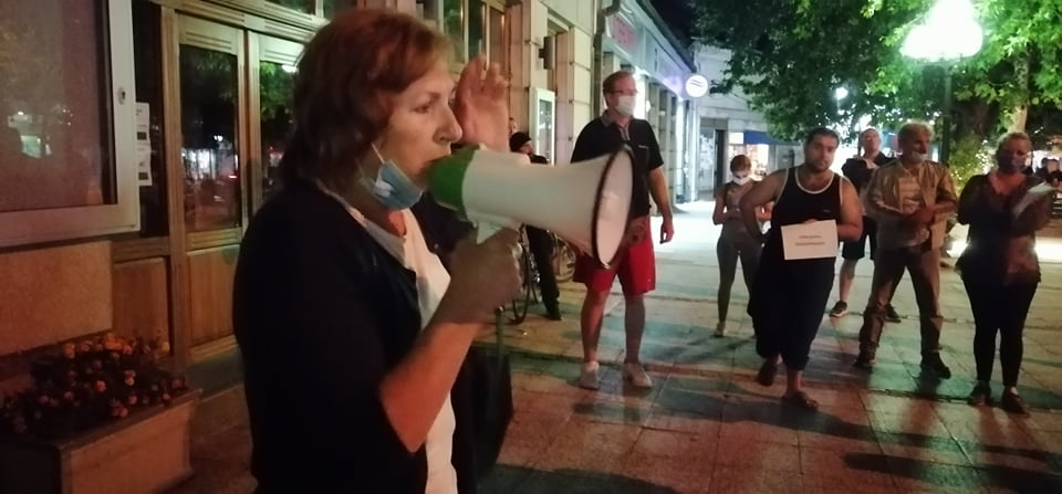 """Demonstranti  iz Leskovca formiraju Udruženje građana """"I ja se pitam"""""""