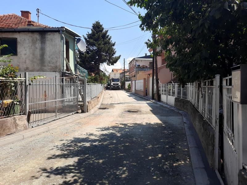 Stanovnici Rudarske ulice neće više strahovati od poplava