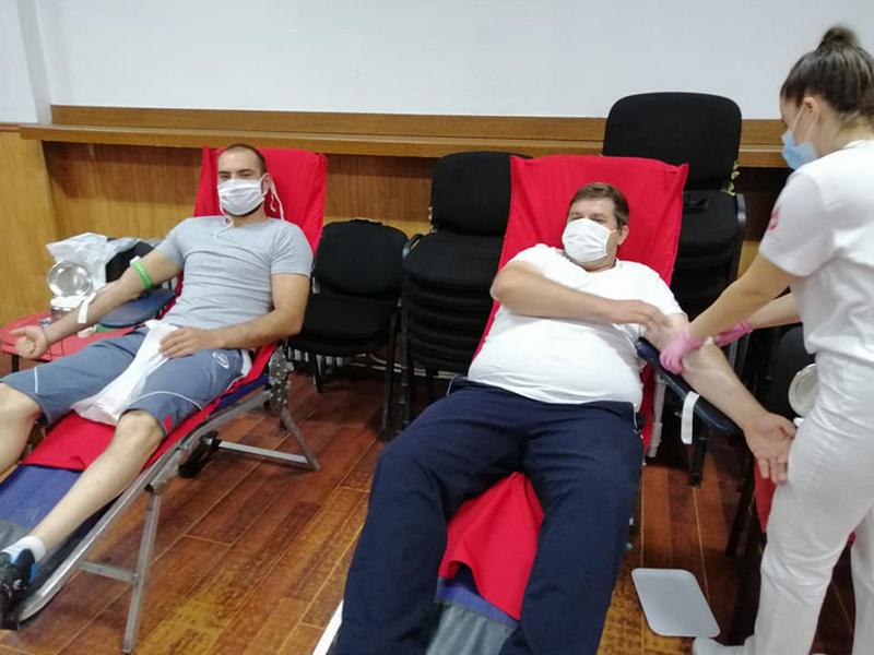 U Vranju sutra dobrovoljna akcija prikupljanja krvi