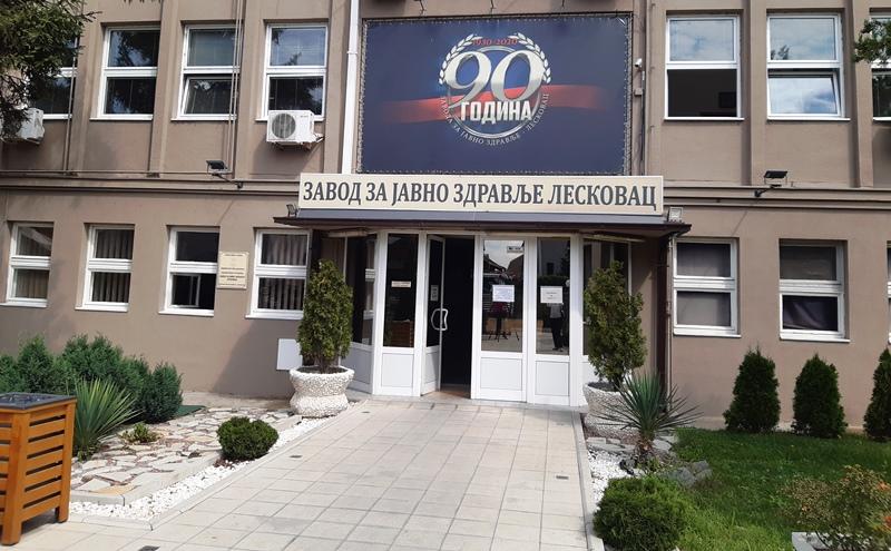 U Leskovcu miruje epidemija virusa (analiza po nedeljama)