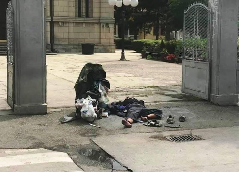 Beskućnici na ulicama Leskovca ničija briga