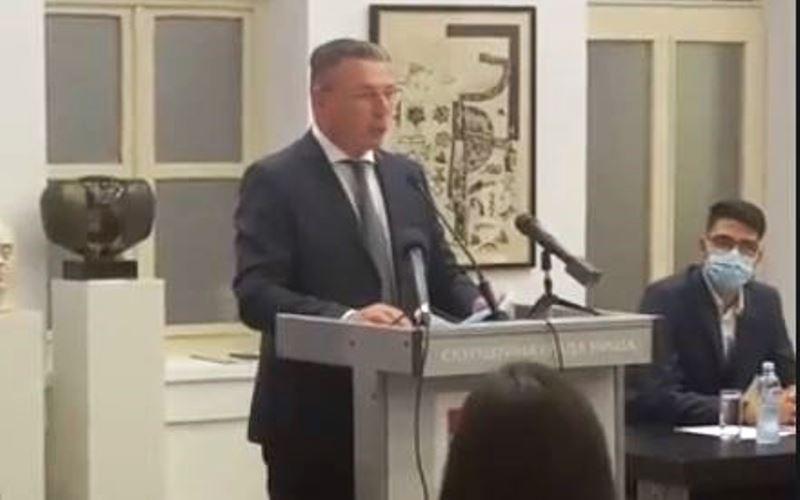 Konstituisan niški parlament, novi predsednik Skupštine grada Boban Džunić