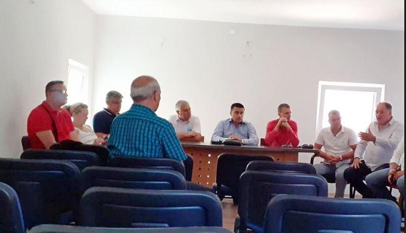 Narodni pokret Ujedinjenje odredio poverenike za četiri opštine u Pčinjskom okrugu