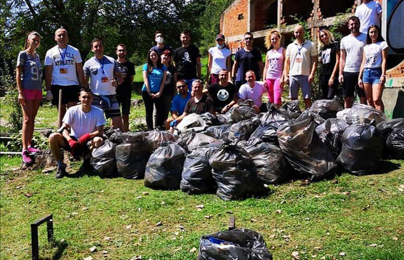 Aktivisti BEV-a očistili nekada popularno vranjsko izletište Ćoška