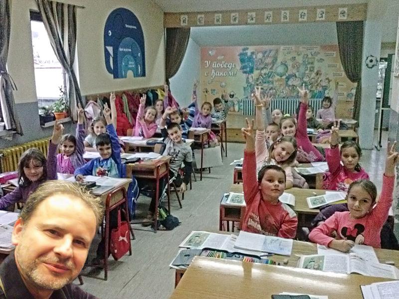 Miomir Dejanović, učitelj i rizničar vaspitno obrazovnih vrednosti