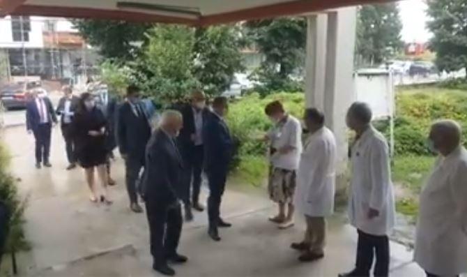 Kosovski ministar zdravlja poručio Albancima u Bujanovcu: Slobodno se lečite u Srbiji
