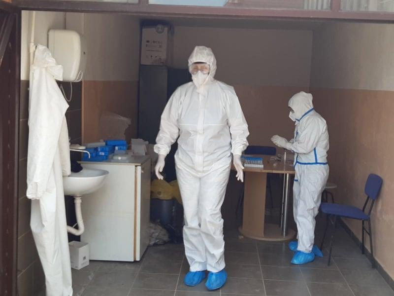 U Jablaničkom okrugu testirane 164 osobe, 67 pozitivnih na koronu