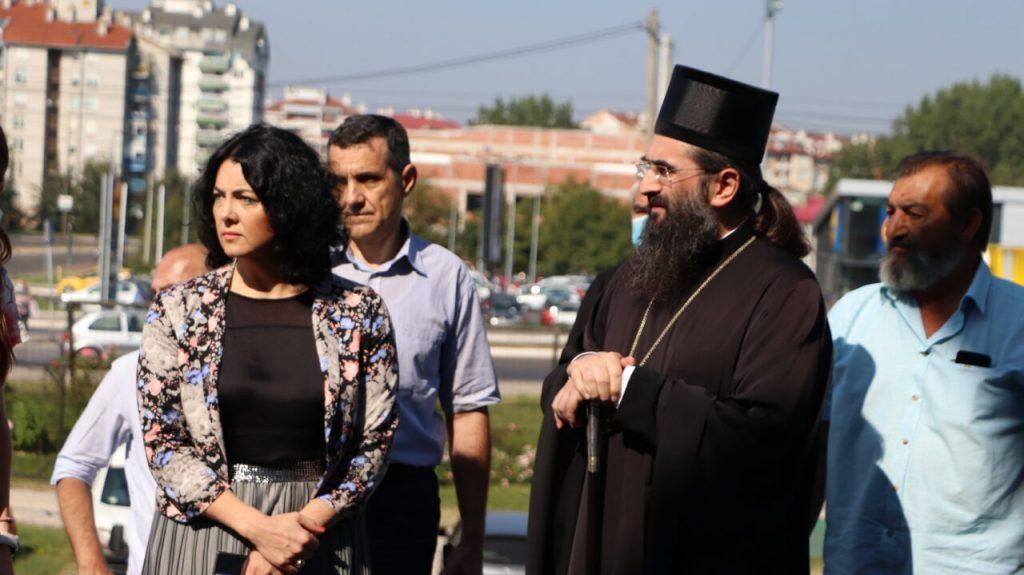 Hram Svetog Vasilija Ostroškog biće otvoren sledeće godine
