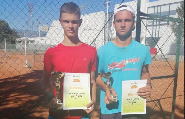 Cvetanović osvojio Otvoreno prvenstvo Niša u tenisu