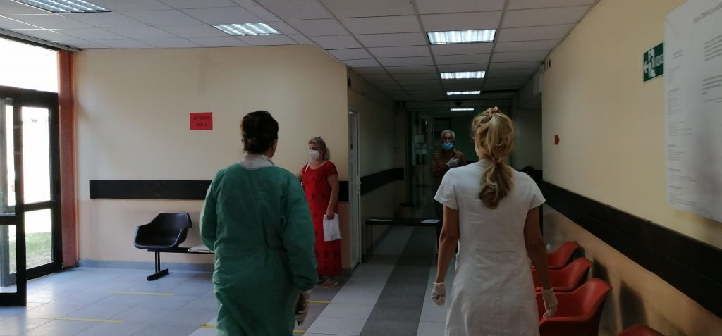 Borba za opstanak ne-covid pacijenta