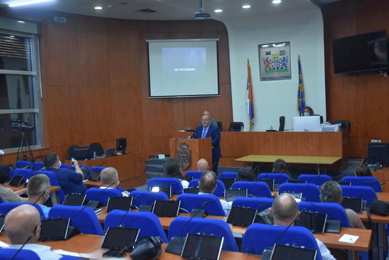 Tradicionalni sastanak gradonačelnika i direktora škola