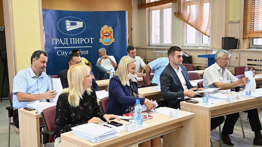 Izabrani novi gradski većnici u Pirotu, ovo će biti njihova zaduženja