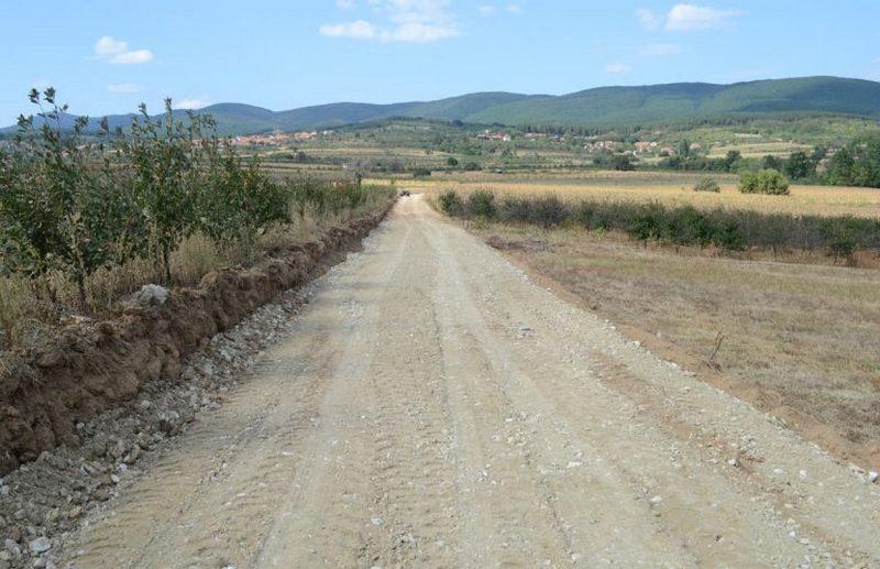 Na put koji povezuje tri sela, meštani čekali 30 godina