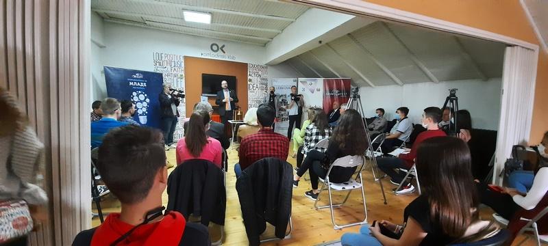 Rotari klub obeležio godišnjicu sa petničarima iz Leskovca