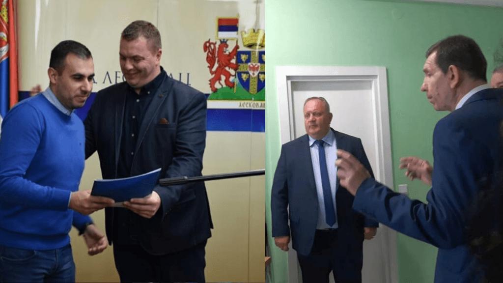 Kadrovske promene u Leskovcu: Pomoćnik za direktora, stari direktor u novu direktorsku fotelju