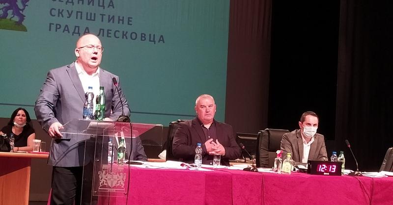I Jedinstvena Srbija postaje deo vlasti u Leskovcu