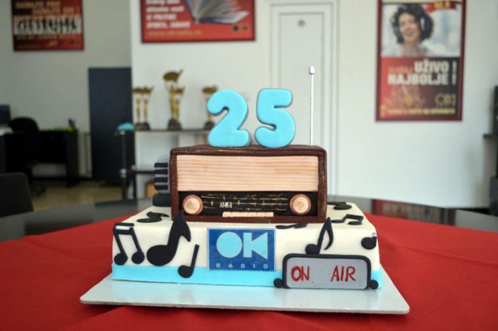 Ok radio obeležava 25 godina rada