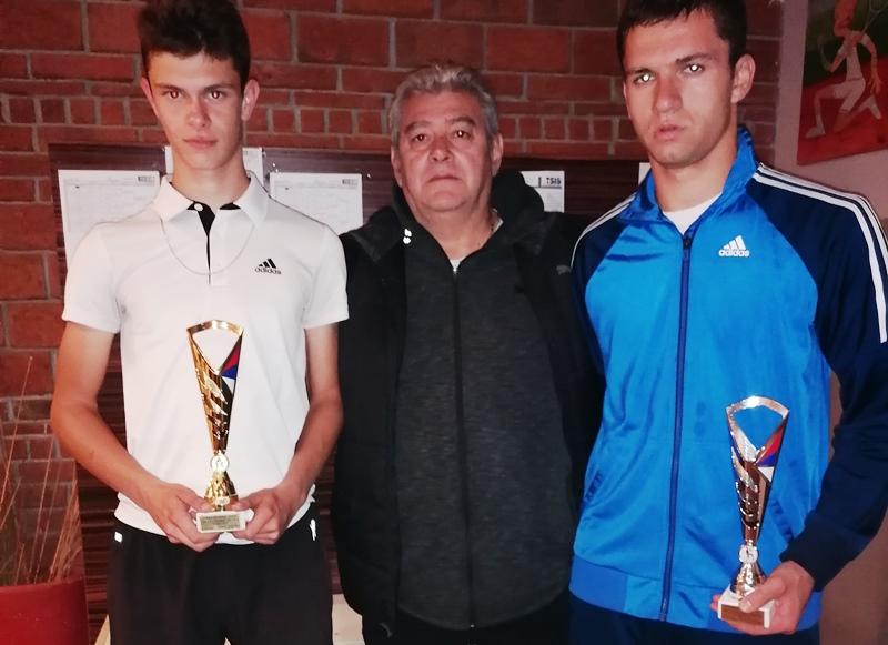 Nikola Cvetanović prvi na prvenstvu TS Istočne Srbije
