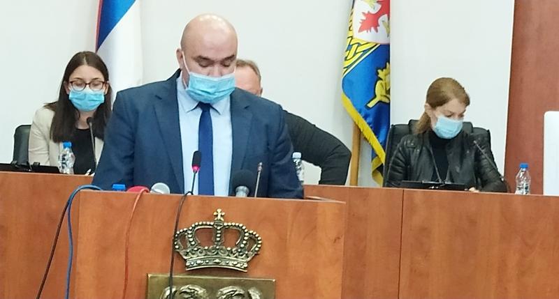 Grad Leskovac dobija led osvetljenje, savetnik nije više sporan