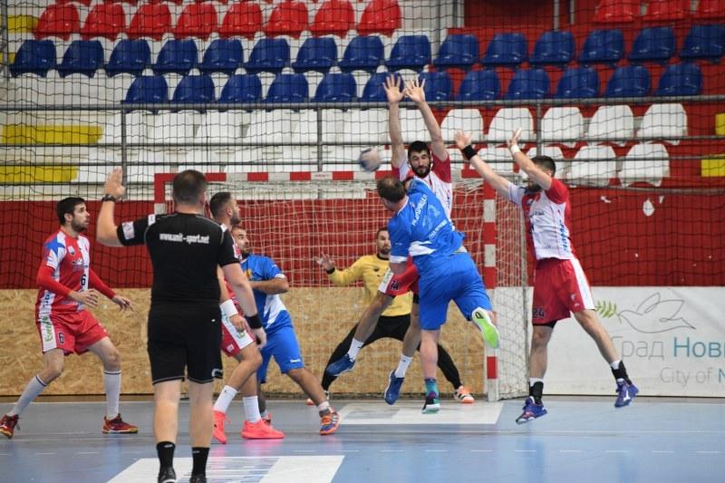 Rukometaši Dubočice doživeli prvi poraz u sezoni
