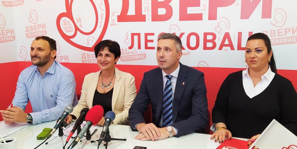 Vrh Dveri u Leskovcu: Lustracija kao zakon protiv nezakonitog bogaćenja