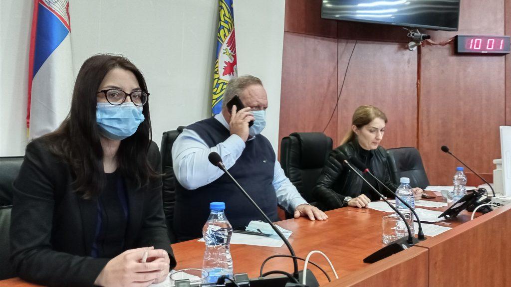 Gradonačelnik negodovao što javna nabavka za izgradnju stadiona u Leskovcu mora da prođe kroz skupštinu