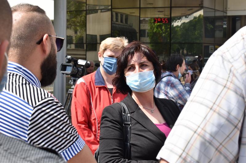 """Dveri brinu za sudbinu radnika u niškom """"Olimpiasu"""" i pozivaju vlasnike i vlast da se oglase"""