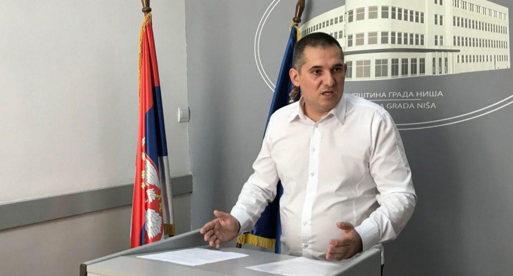 Stanković: Hitno preduzeti konkretne mere protiv zagađenja vazduha