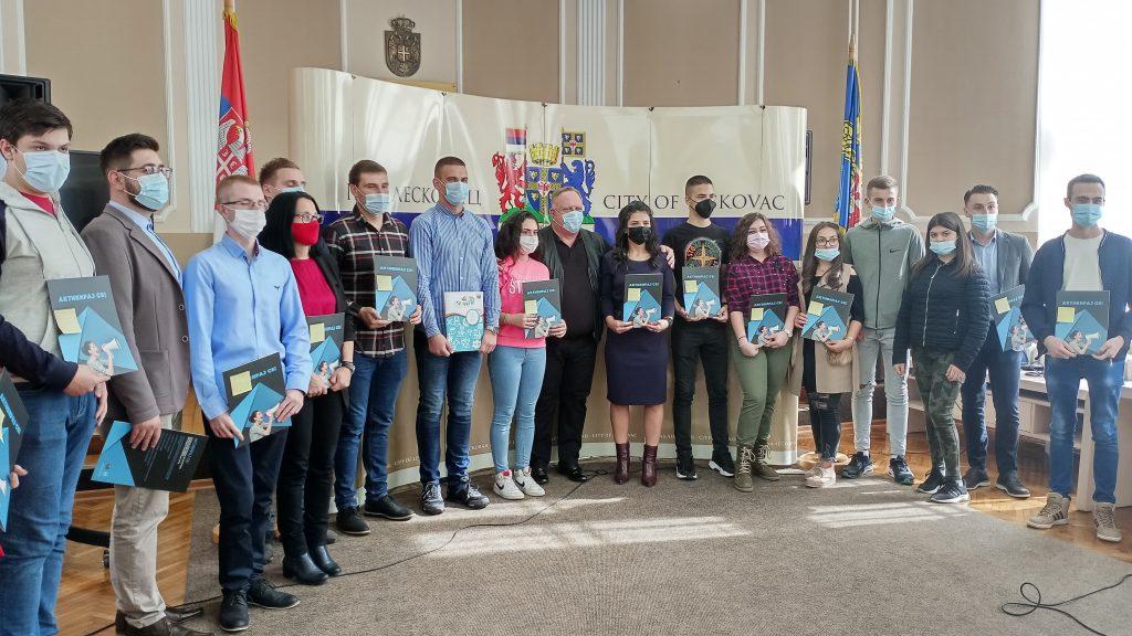 Leskovački omladinci obnavljaju svoj grad – ovo su projekti koje će realizovati uz pomoć lokalne samouprave