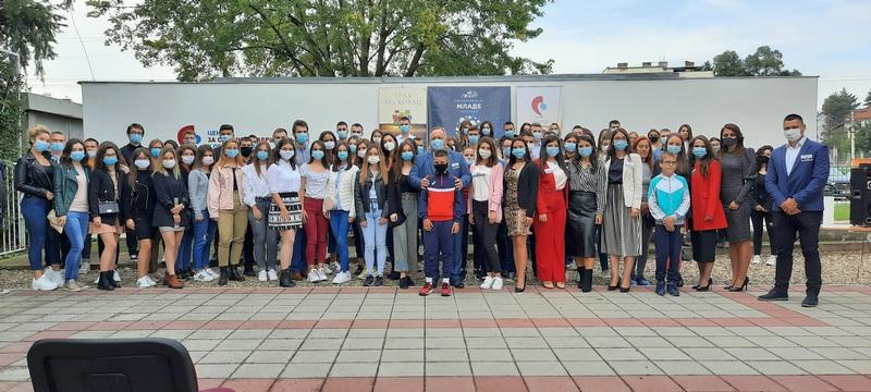 Novčane nagrade i priznanja za 135 mladih talenata na Dan grada Leskovca